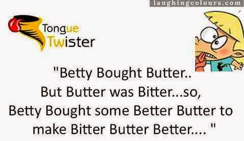 betty bought some butter
