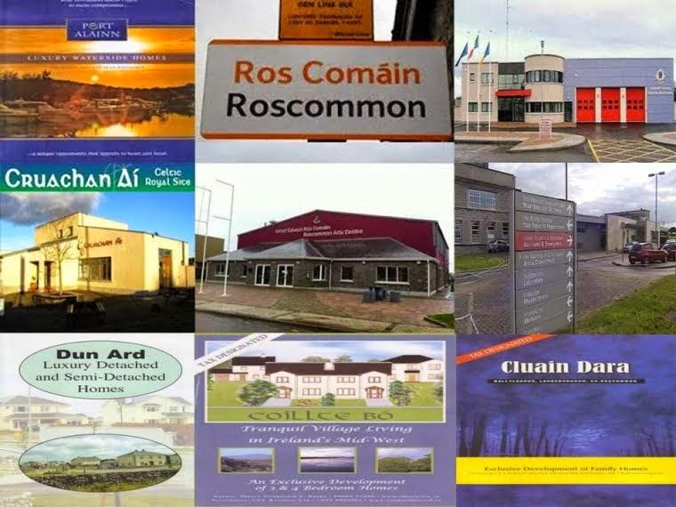 Sin É- Ag tacú leis an nGaeilge i Ros Comáin