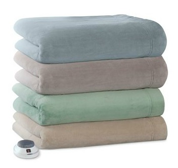 NEW Serta Blankets Throws and Mattress Pads