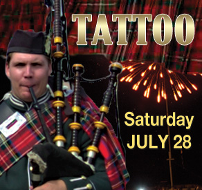 events, kingston, ontario, fort henry, tatoo