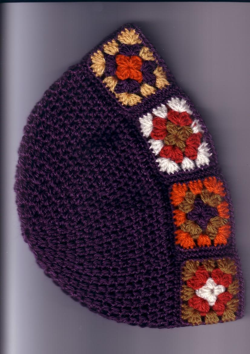 Labores en Red: 1500.-Gorros de crochet para el frío polar!