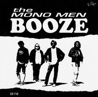 Mono Men, The - Burning Bush / Rat Fink
