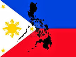 PHILIPPINES FLAG & MAP