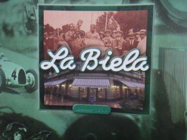 """Cafe """"La BIELA""""    BUENOS AIRES"""