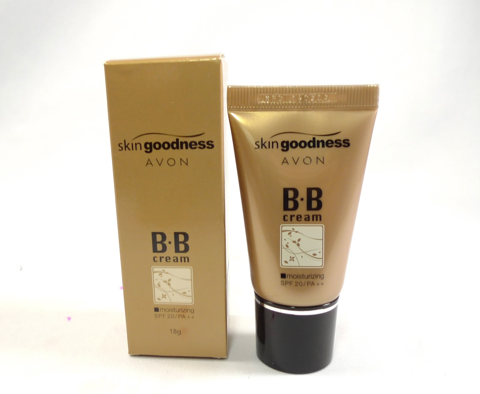 Review: Avon Skin Goodness BB Cream