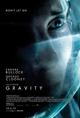 Gravity: Poster | A Constantly Racing Mind