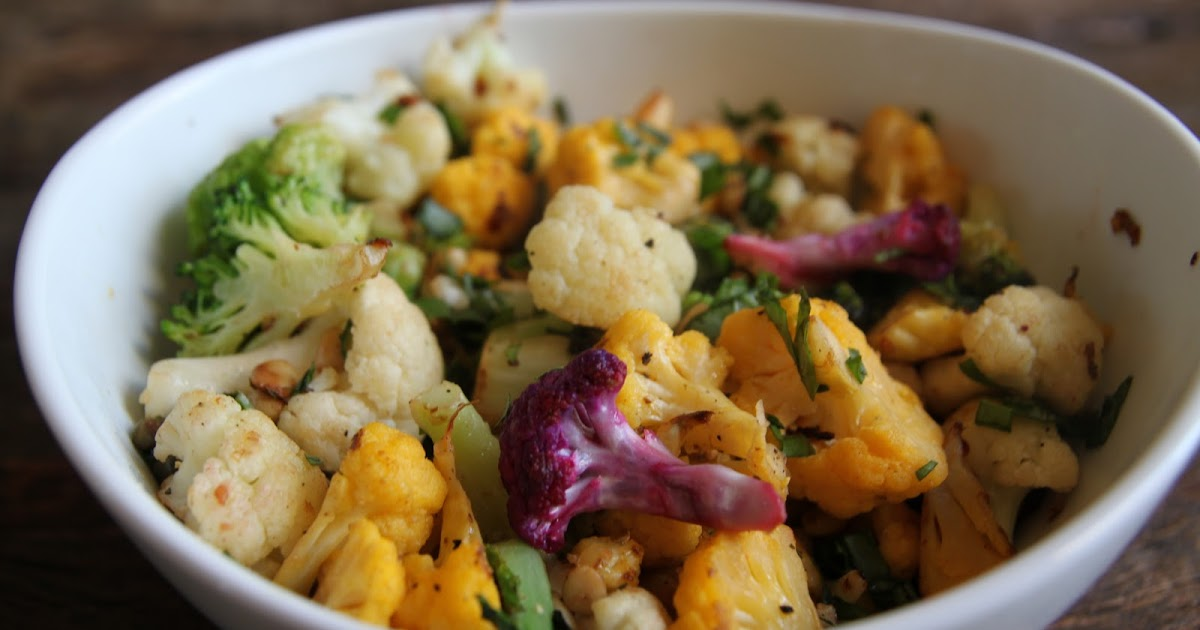 The Crosby Kitchen: Cauliflower with Pine Nuts and Golden ...