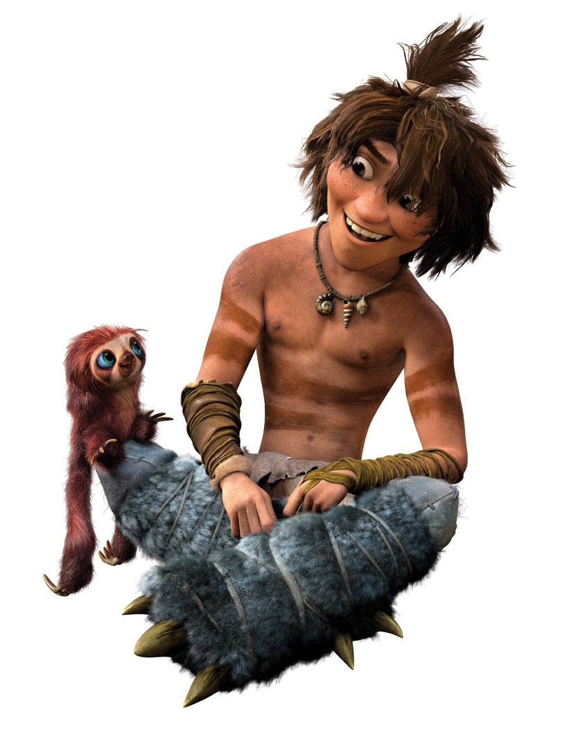 It's just an image of Soft The Croods Free