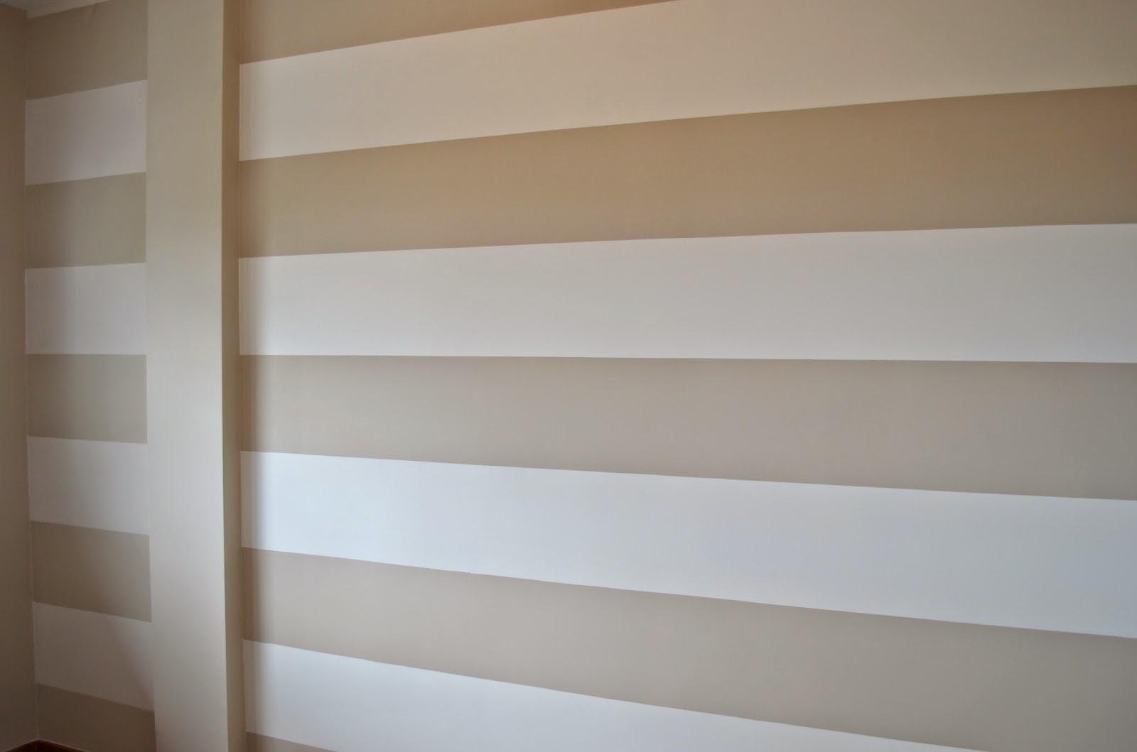 Decorando la habitaci n de n stor parte 1 pintar la for Pintura beige pared