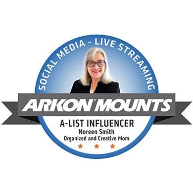 ARKON MOUNTS INFLUENCER