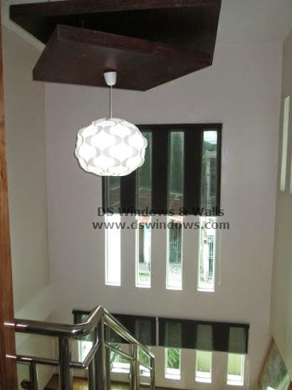 Sunscreen Roller Shades For Staircase Window - Cavite Philippines