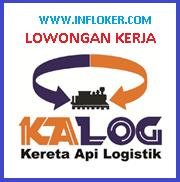 Lowongan PT Kereta Api Logistik Terbaru 2015