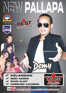 New Pallapa Feat Demy Album Banyuwangian