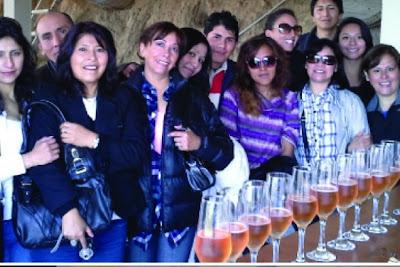 Amaszonas fortalece el turismo en Tarija