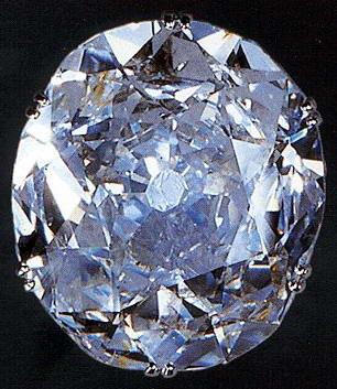 koh i noor diamond 10 Hadiah Termahal Yang Pernah Diberikan