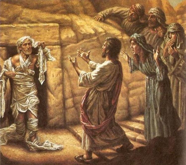 Jesús Resucitado - Oraciones Católicas