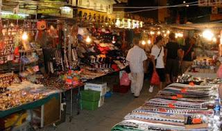 tempat belanja murah di pasar malam hongkong