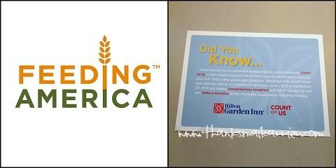 Hilton Feeding America