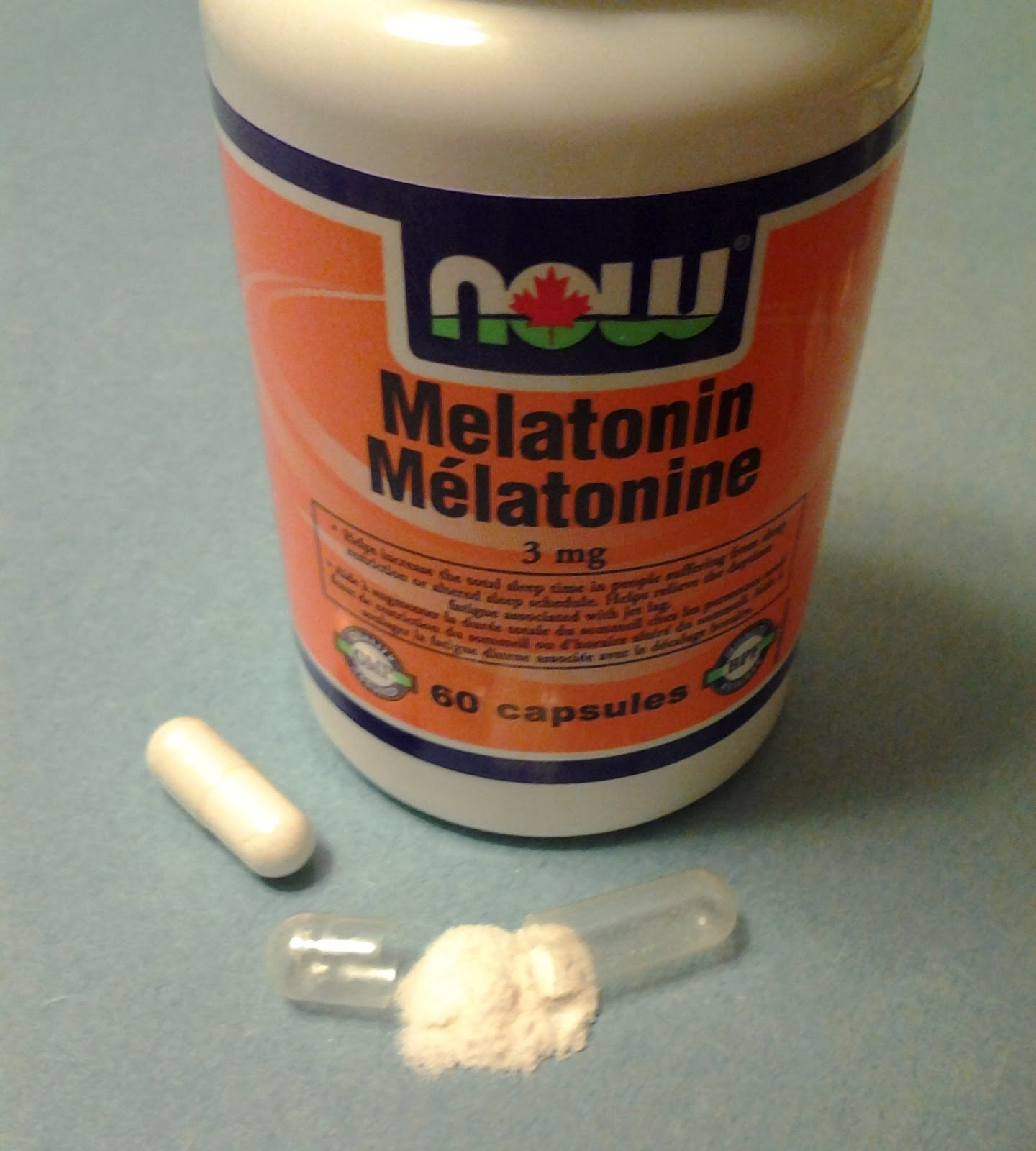 a research on melatonin How can the answer be improved.