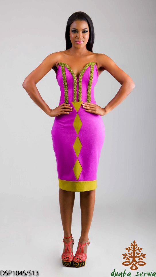 lookbook: Duaba Serwa Spring/summer 2012 african fashion on ciaafrique