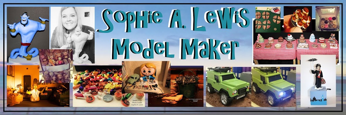 Sophie A. Lewis: Model Maker