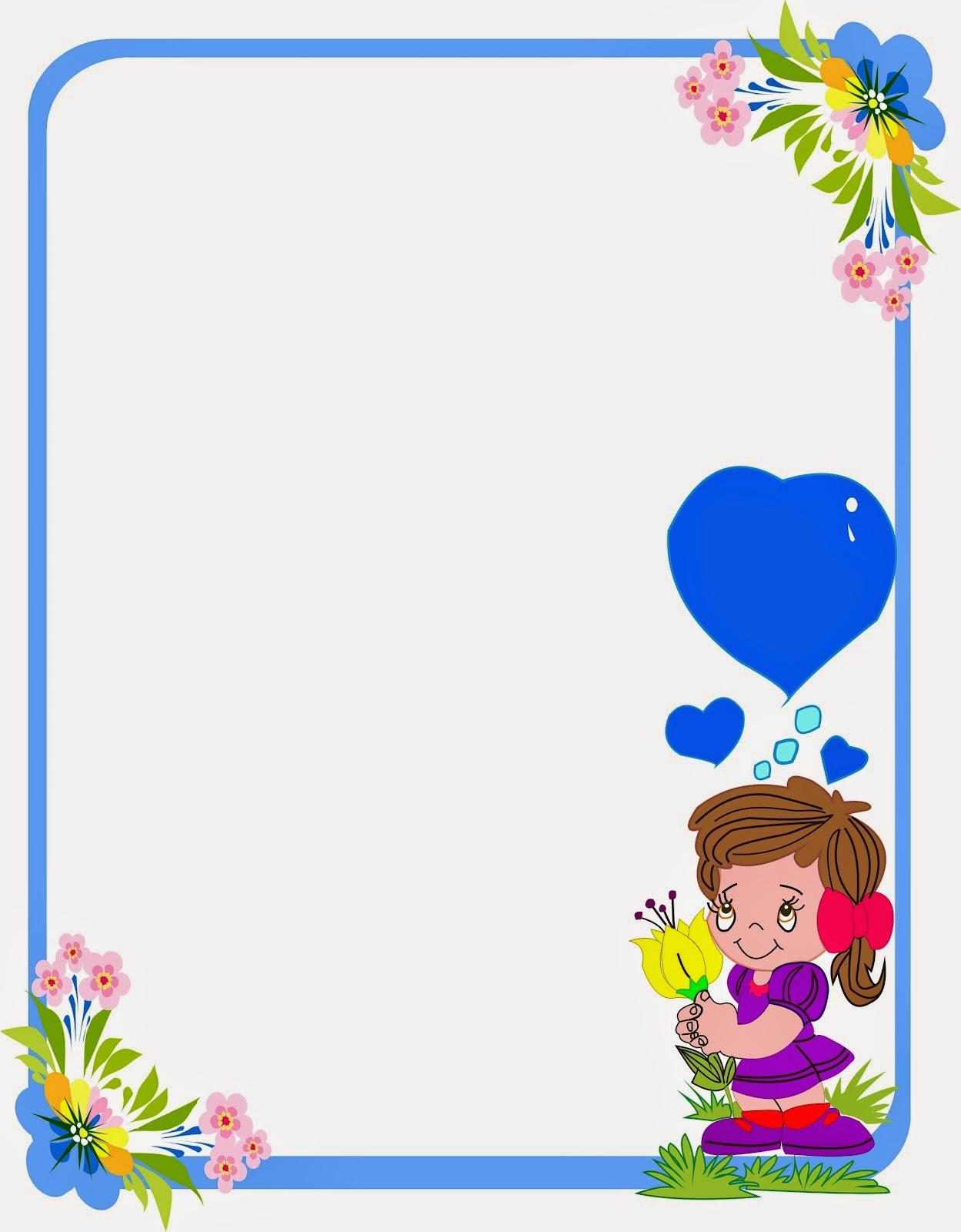 Caratulas y Recursos para Estudiantes: Caratulas infantiles para