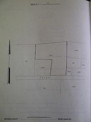 Jual Tanah Jalan Perdagangan, Pesanggrahan. Luas 892 m2