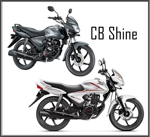 Ducati 848 Honda Cb Shine New Colors