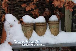 Gek op sneeuw!!!