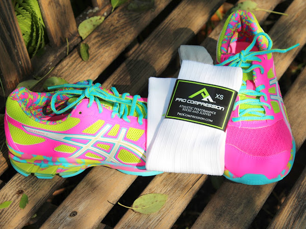 Review: PRO Compression Socks