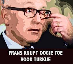 FRANS KNIJPT OOGJE TOE VOOR TURKIJE