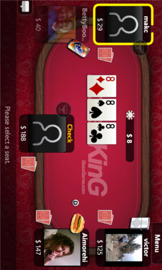 Texas holdem poker nokia lumia 800