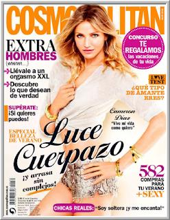 Revista: Cosmopolitan [España] - Julio 2011 [81.62 MB | PDF]
