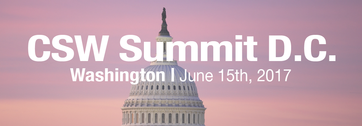 CSW Summit // D.C. (USA)