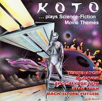 Koto Science-Fiction Movie Themes lemez