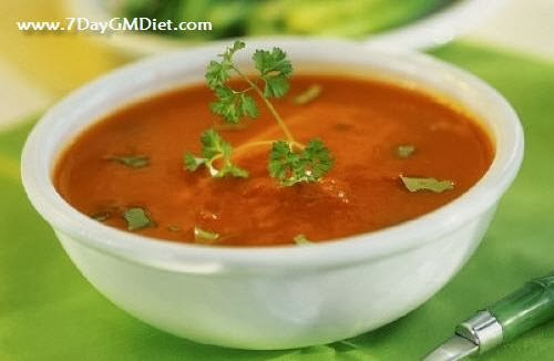 GM Diet Power Soup Recipe