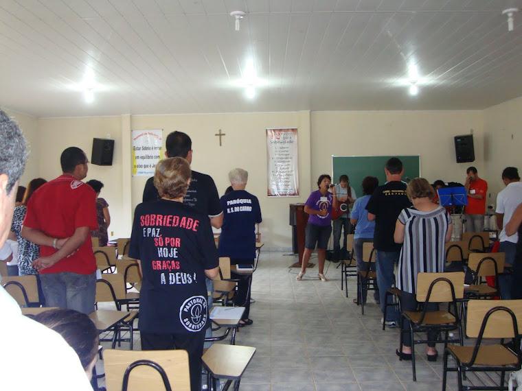 Retiro da pastoral Regional Sul 1 da CNBB - SP
