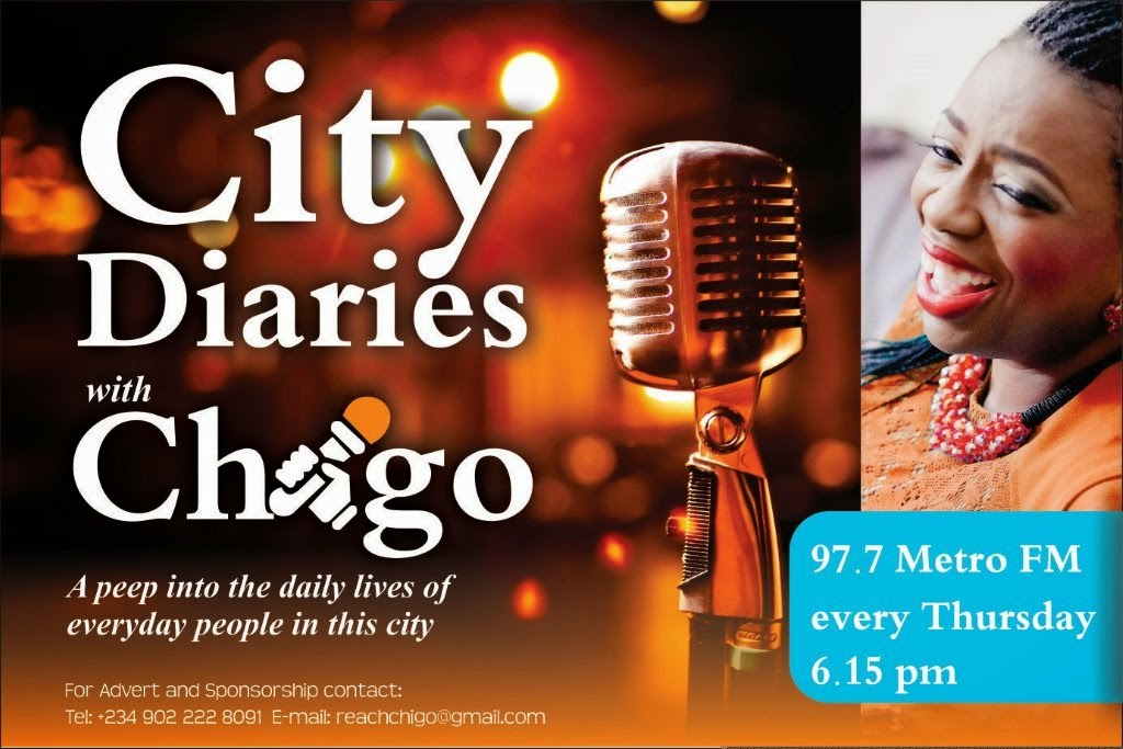 CITY DIARIES with CHIGO
