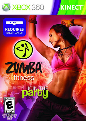 Zumba Fitness: Join the Party Xbox 360