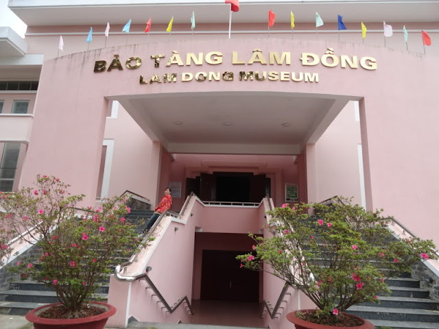 Bảo tàng tỉnh Lâm Đồng- Bảo tàng