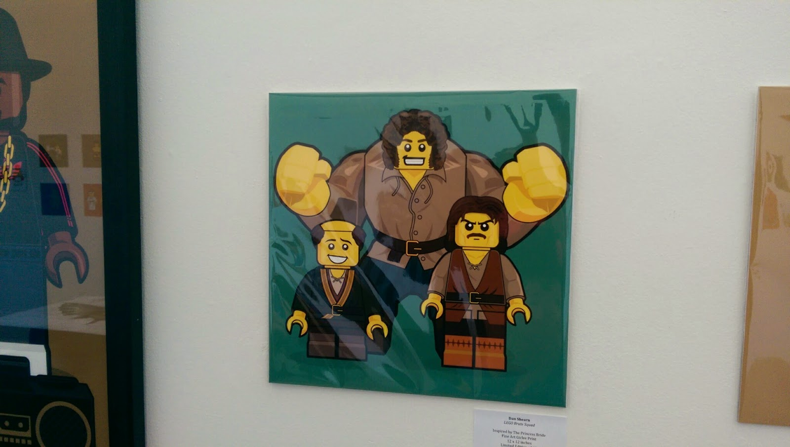 Hero Complex Gallery - LEGO Memories: The Princess Bride