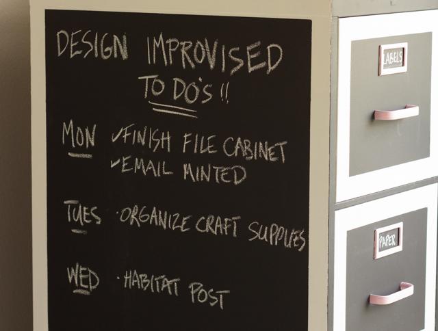 Good Home Office Paint Ideas #1: Paint-File-Cabinet-2-5.jpg