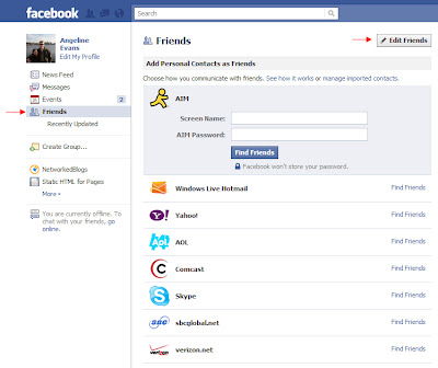 Facebook friend lists—what you need to know if your coworkers are your Facebook friends