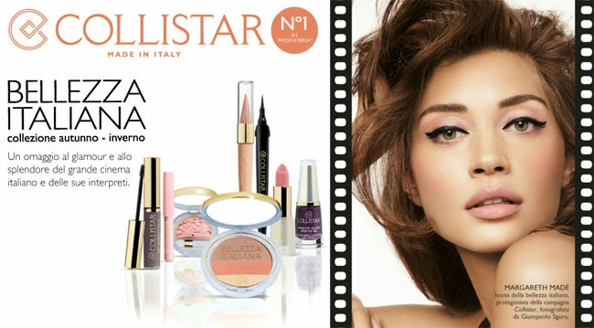 A makeup lover collistar bellezza italiana collezione a for Collistar italia