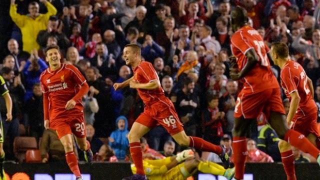 ليفربول يتأهل للدور المقبل على حساب ميدلسبره