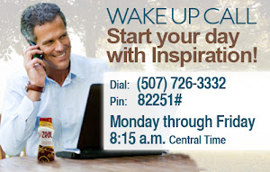 Join Us Mornings at 8:15 AM CST