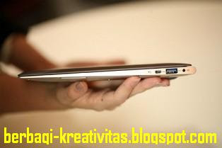 Ultrabook Tipis Terbaru 2012