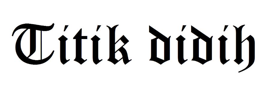 TITIK DIDIH