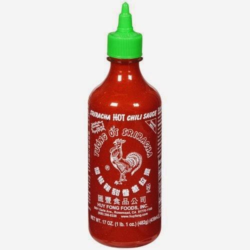 Pimenta Sriracha para FRANGO PICANTE