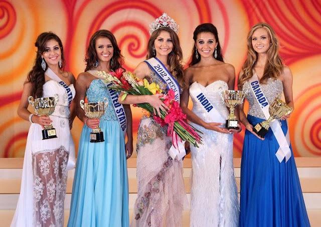 Miss Teen 2011 - Gabriele